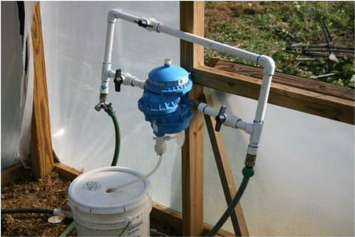 Fertigation In Organic Vegetable Production Systems